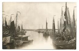 Den Helder -  Fotokaart Visserhaven 1925 - Den Helder
