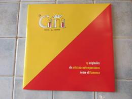 Musique La Cana Revista De Flamenco 15 Originales De Artistas Comtemporaneos Sobre El Flamenco - Books, Magazines, Comics