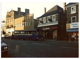 35mm ORIGINAL PHOTO BUS - F068 - Cartoline