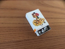 "Boîte D'allumettes * Espagne ""ENCIENDA CON CERILLAS / Flamenco"" Type 2 - Matchboxes"
