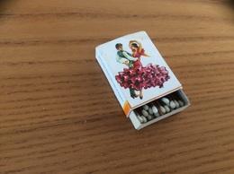 "Boîte D'allumettes Espagne ""CLUB AYUDALE A CAMINAR / Flamenco"" Type 4 - Matchboxes"