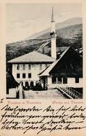 Bosnia Herzegovina KuK 1900 Travnik - Sulejmanija Mosque - Sulejmanija Džamija - Bosnien-Herzegowina