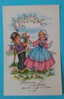 Carte Photochrom N°538 Petits Enfants Hollandais - Groupes D'enfants & Familles
