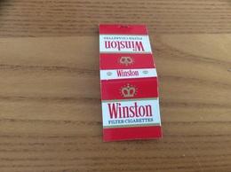 """Pochette D'allumettes Espagne """" Winston"""" - Matchboxes"""
