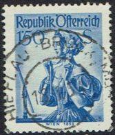 Österreich. 1948, MiNr 916, Gestempelt - 1945-.... 2. Republik
