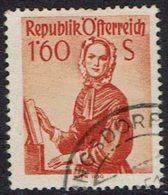 Österreich. 1948, MiNr 917, Gestempelt - 1945-.... 2. Republik