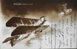 CPA. > Aviation >  Avions > 1914-1918: 1ère Guerre > Guerre Aérienne - TBE - 1914-1918: 1ère Guerre