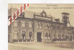 BERINGEN / INGANG KOLENMIJN - Beringen