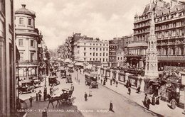 LONDON - The Strand And Charing Cross - Altri