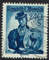 Österreich. 1948, MiNr 920, Gestempelt - 1945-.... 2. Republik