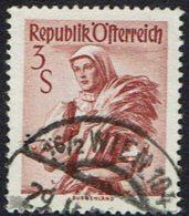 Österreich. 1948, MiNr 922, Gestempelt - 1945-.... 2. Republik
