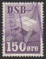 Denmark, Danske Statsbaner, Railway Stamp, Used. - Other