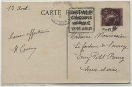 DAGUIN Temporaire Chateaudun 1930 - Annullamenti Meccaniche (Varie)