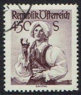 Österreich. 1948, MiNr 924, Gestempelt - 1945-.... 2. Republik