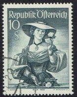 Österreich. 1948, MiNr 926, Gestempelt - 1945-.... 2. Republik