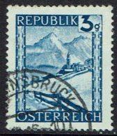 Österreich. 1945, MiNr 738, Gestempelt, - 1945-.... 2. Republik
