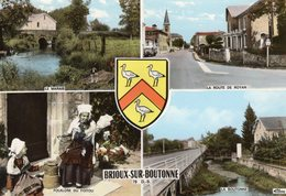 CPSM 79 BRIOUX SUR BOUTONNE - Brioux Sur Boutonne