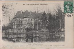 HAUTE SAÔNE - 60 - LURE - La Sous Préfecture  ( - Timbre à Date De 1908 ) - Lure