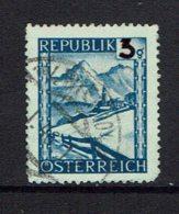 Österreich. 1945, MiNr 738, Gestempelt - 1945-.... 2. Republik