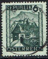 Österreich. 1945, MiNr 741, Gestempelt - 1945-.... 2. Republik