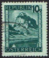Österreich. 1945, MiNr 745, Gestempelt - 1945-.... 2. Republik