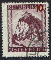 Österreich. 1945, MiNr 746, Gestempelt - 1945-.... 2. Republik