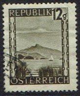 Österreich. 1945, MiNr 747, Gestempelt - 1945-.... 2. Republik