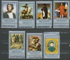 Napoléon Ier 071 - YAR (nord Yemen) N° 961 / 967 Neuf ** MNH Complet - Napoleon