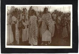 CPA Ruanda Afrique Noire Le Sultan  Belgique Allemagne - Rwanda
