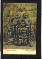 CPA Afrique Du Sud Zulu Femme Nue Nu Féminin Ethnic Non Circulé - South Africa