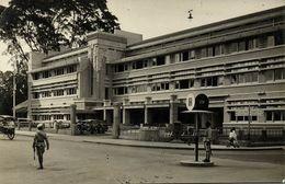 Indonesia, JAVA BANDUNG, Hotel Preanger, Architect Charles P.W. Schoemaker, RPPC - Indonesië
