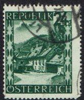 Österreich. 1945, MiNr 751, Gestempelt - 1945-.... 2. Republik