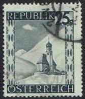 Österreich. 1945, MiNr 752, Gestempelt - 1945-.... 2. Republik