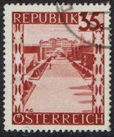 Österreich. 1945, MiNr 753, Gestempelt - 1945-.... 2. Republik