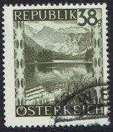 Österreich. 1945, MiNr 756, Gestempelt - 1945-.... 2. Republik