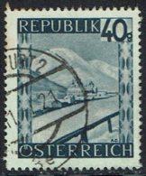 Österreich. 1945, MiNr 757, Gestempelt - 1945-.... 2. Republik