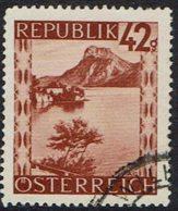 Österreich. 1945, MiNr 758, Gestempelt - 1945-.... 2. Republik