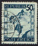 Österreich. 1945, MiNr 760, Gestempelt - 1945-.... 2. Republik