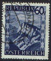Österreich. 1945, MiNr 763, Gestempelt - 1945-.... 2. Republik