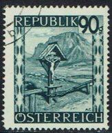 Österreich. 1945, MiNr 766, Gestempelt - 1945-.... 2. Republik