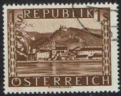 Österreich. 1945, MiNr 767  I,  Gestempelt - 1945-.... 2. Republik