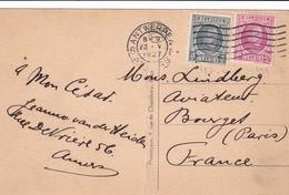 CP Anvers, Adressée à Charles LINDBERG Le 23/5/1927 Traversée De L'Atlantique  HK - Autógrafos