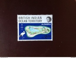 British Indian Ocean Territory BIOT 1969 Coral Birds MNH - Uccelli