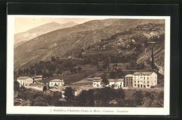 AK Farga De Moles, Frontiere - Andorra