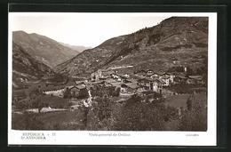 AK Ordino, Vista General - Andorra