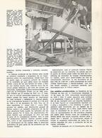 LAMINA 15525: Trabajo De La Madera En Filipinas - Autres Collections