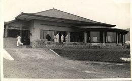 Indonesia, JAVA BANDUNG, Hotel Tangkoebam Prahoe (1930s) RPPC Postcard - Indonesië