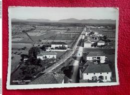 Rovello Porro CARTOLINA Con Dedica E Storia VIAGGIATA NEL 1952 - Altre Città