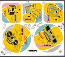 Vignette  Aufkleber   Philips - Vignetten (Erinnophilie)