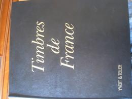 EXCELLENTE OCCASION. Reliure Et Feuilles YVERT Et TELLIER  Du Début 1849-50 à 1985 Voir Description - Albums & Reliures